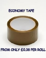 brown tape